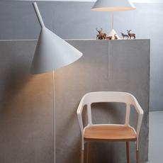 Funnel matija bevk lampadaire floor light  vertigo bird v04014 5201  design signed 50169 thumb