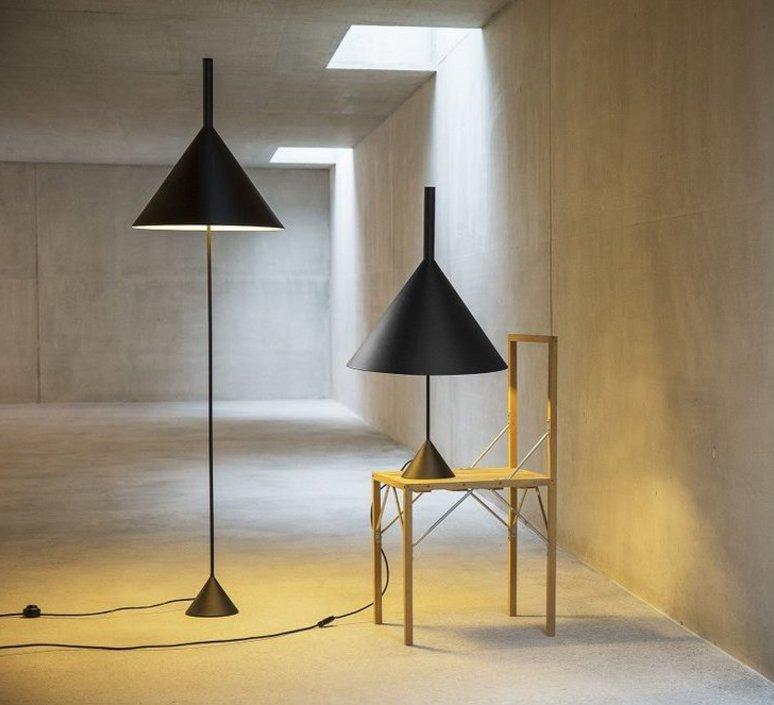 Funnel matija bevk lampadaire floor light  vertigo bird v04014 5101  design signed 50189 product