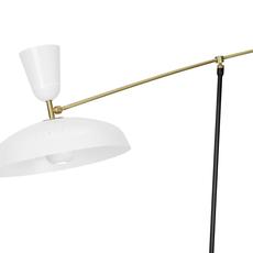 G1 guariche large pierre guariche lampadaire floor light  sammode g1fl wh wh  design signed nedgis 84374 thumb