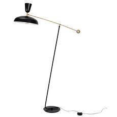 G1 guariche large pierre guariche lampadaire floor light  sammode g1fl bk wh  design signed nedgis 84416 thumb