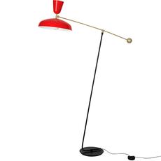G1 guariche large pierre guariche lampadaire floor light  sammode g1fl vr wh  design signed nedgis 84401 thumb
