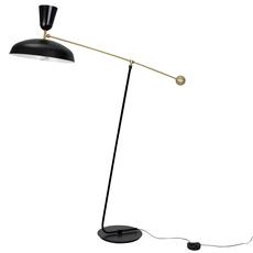 G1 guariche small pierre guariche lampadaire floor light  sammode g1f bk wh  design signed nedgis 84408 thumb
