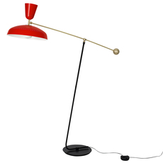 G1 guariche small pierre guariche lampadaire floor light  sammode g1f vr wh  design signed nedgis 84396 thumb