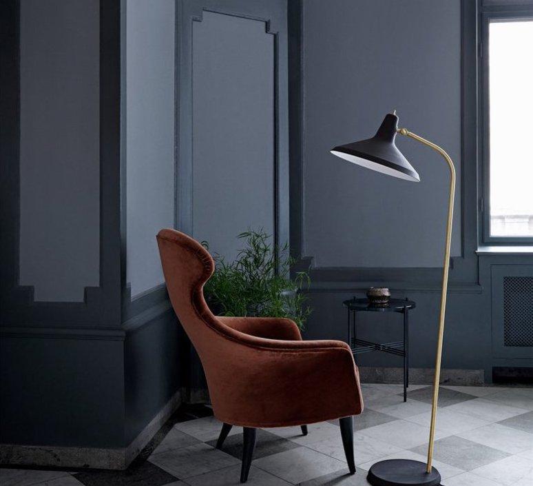 G10  lampadaire floor light  gubi 005 07101   design signed 39574 product