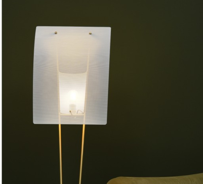 G30 pierre guariche lampadaire floor light  sammode g30 white and white  design signed nedgis 64947 product