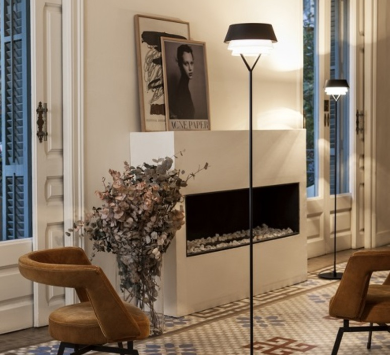 Gala led gabriel teixido lampadaire floor light  carpyen 1251200  design signed nedgis 69805 product