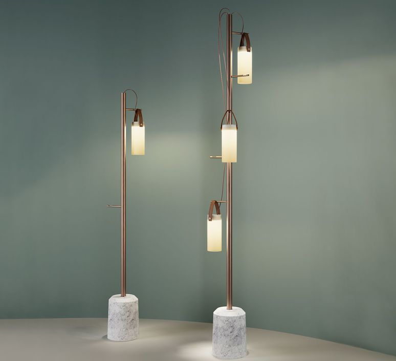 Galerie reading federico peri lampadaire floor light  fontanaarte 4403qz   design signed 39316 product