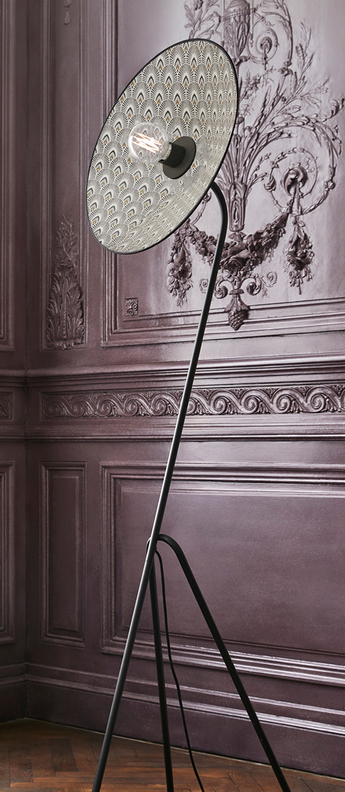Lampadaire gatsby floor noir l50cm h180cm market set 6f9bca1f a71f 4322 bf35 595bd778f34c normal