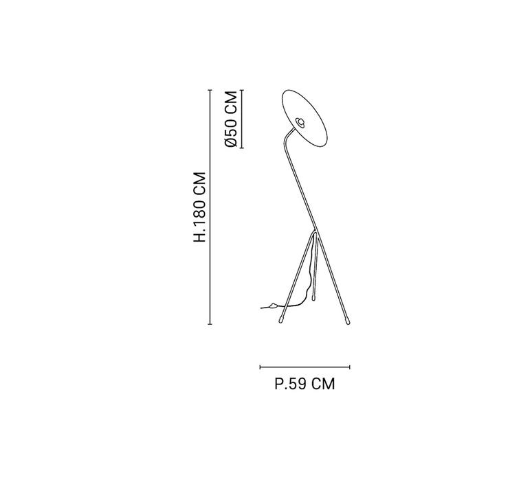 0 0 lampadaire floor light  market set   design signed nedgis 85573 product