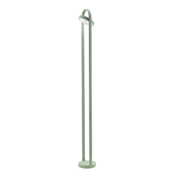 Lampadaire giravolta 1799 130 vert led 3000k 157lm o15cm h130cm pedrali normal