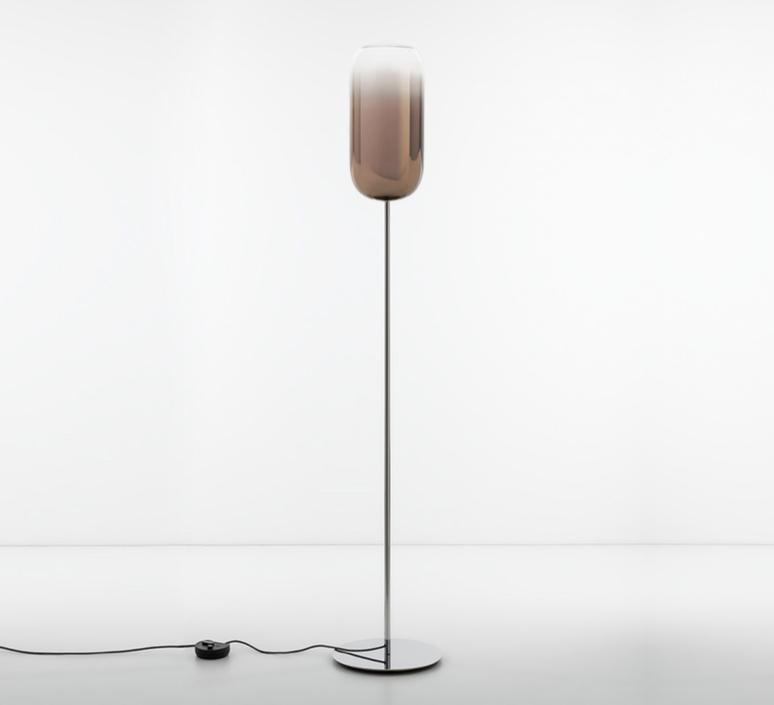 Patroclo gae aulenti lampadaire floor light  artemide 0060010a  design signed nedgis 75696 product