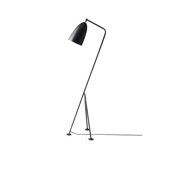 Grasshopper greta grossman lampadaire floor light  gubi 005 01102  design signed 30090 product