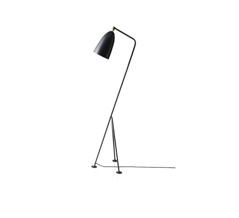 Grasshopper greta grossman lampadaire floor light  gubi 005 01101  design signed 30103 product