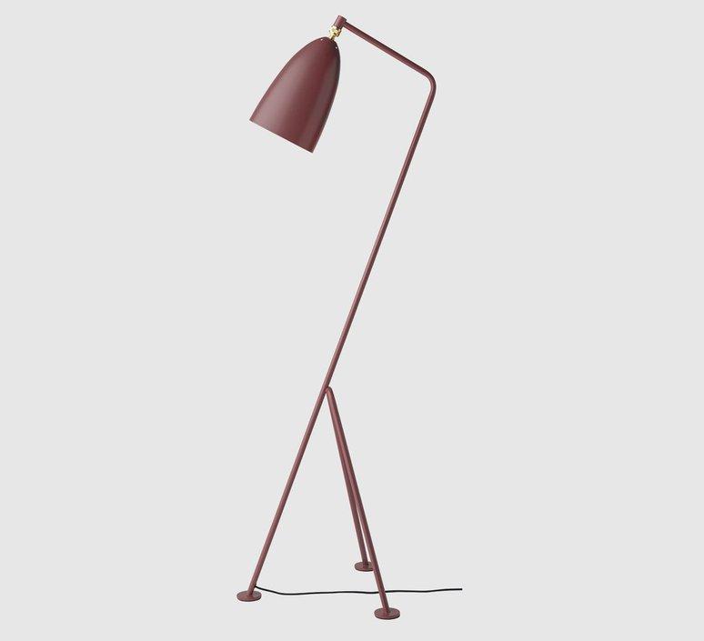 Grasshopper greta grossman lampadaire floor light  gubi 00501106  design signed 61529 product