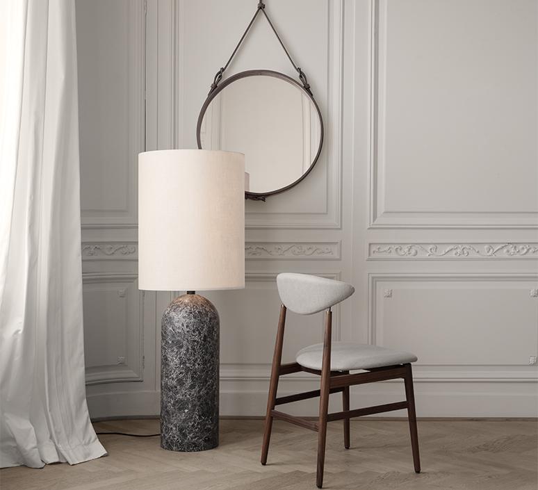 Gravity xl space copenhagen lampadaire floor light  gubi 10012263  design signed nedgis 119231 product