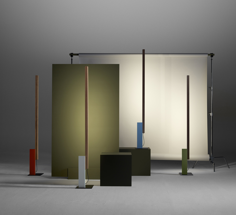 High line josep lluis xucla lampadaire floor light  marset a690 001  design signed 61495 product