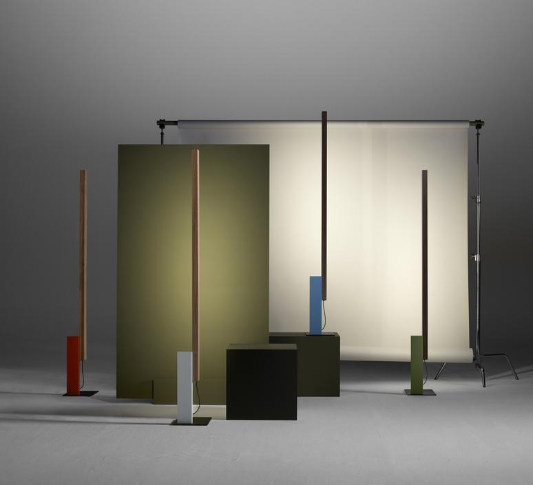 High line josep lluis xucla lampadaire floor light  marset a690 002  design signed 61500 product