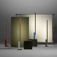 High line josep lluis xucla lampadaire floor light  marset a690 004  design signed 61513 thumb