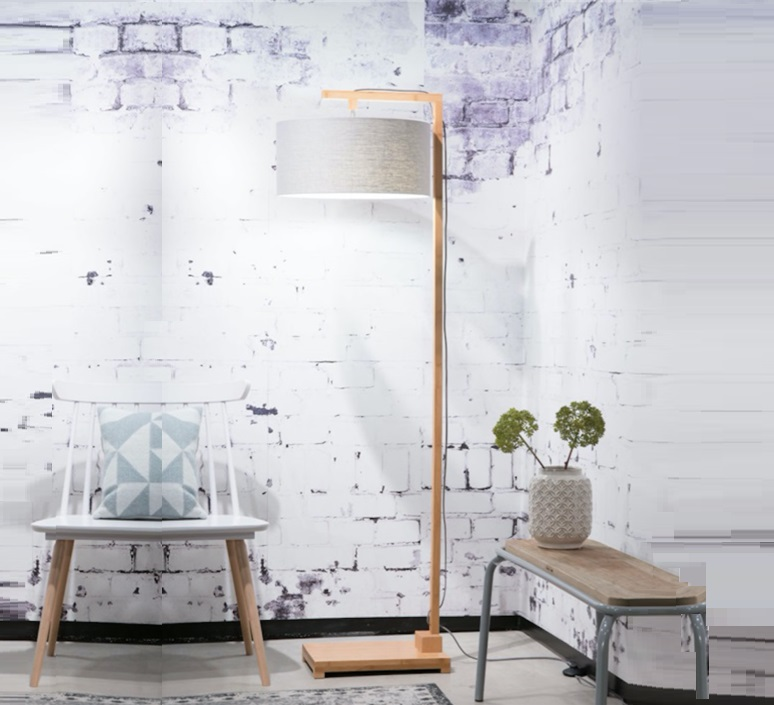 Himalaya bamboo 4723 good mojo studio lampadaire floor light  good mojo himalaya f 4723 l  design signed 60825 product