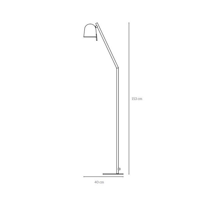 Ho floor remi bouhaniche lampadaire floor light  eno studio rb01en000051  design signed nedgis 116260 product