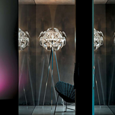 Hope francisco gomez paz lampadaire floor light  luceplan 1d6618td0000 1d6618t01019  design signed nedgis 78478 thumb