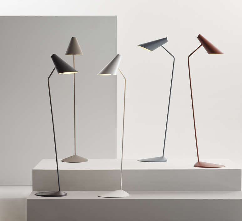 I cono 0712 lievore altherr molina lampadaire floor light  vibia 71221  design signed nedgis 90357 product