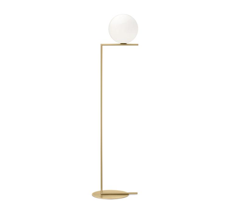 Ic f2 michael anastassiades lampadaire floor light  flos f3174059   design signed 97340 product