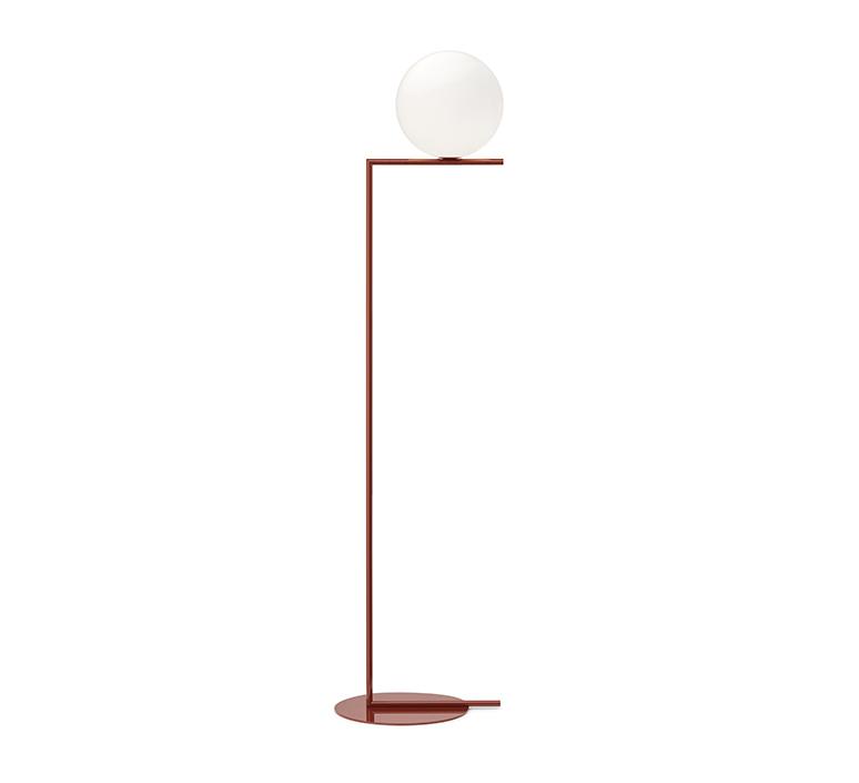 Ic lights floor 2 michael anastassiades lampadaire floor light  flos f3174035  design signed nedgis 97357 product