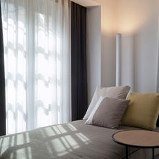 Ilio ernesto gismondi lampadaire floor light  artemide 1640w20a  design signed 61292 thumb