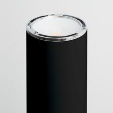 Lampadaire, Ilio, blanc, LED, 2700K, 3332lm, dimmable, Ø30cm