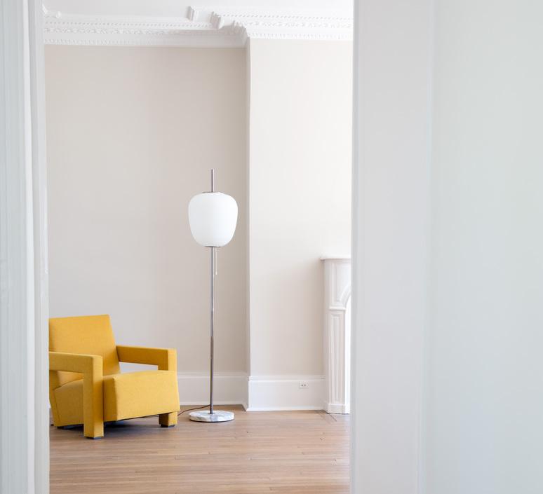 J14 joseph andre motte lampadaire floor light  disderot j14 ch  design signed nedgis 83000 product