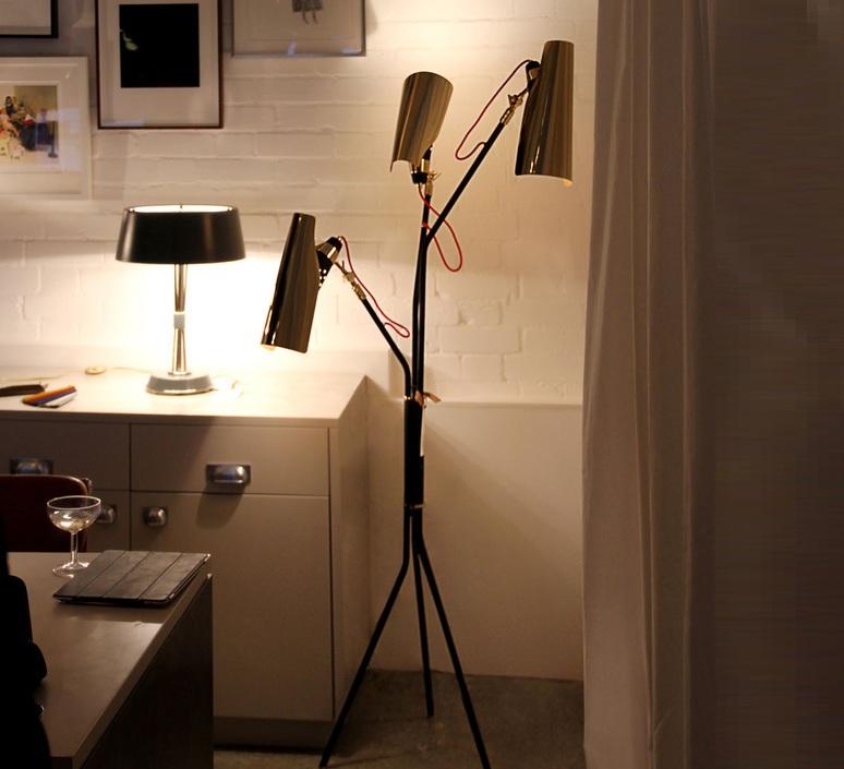 Jackson studio delightfull delightfull floor jackson black gold luminaire lighting design signed 25654 product