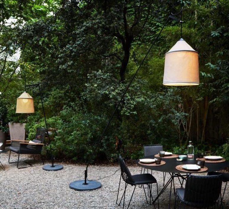 Jaima joan gaspard lampadaire floor light  marset a683 027 a683 029 a683 033  design signed 40472 product
