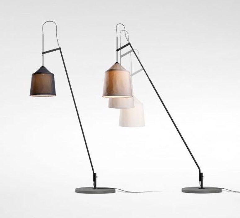 Jaima joan gaspard lampadaire floor light  marset a683 027 a683 029 a683 033  design signed 40473 product