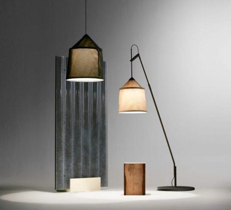 Jaima joan gaspard lampadaire floor light  marset a683 027 a683 029 a683 033  design signed 40474 product