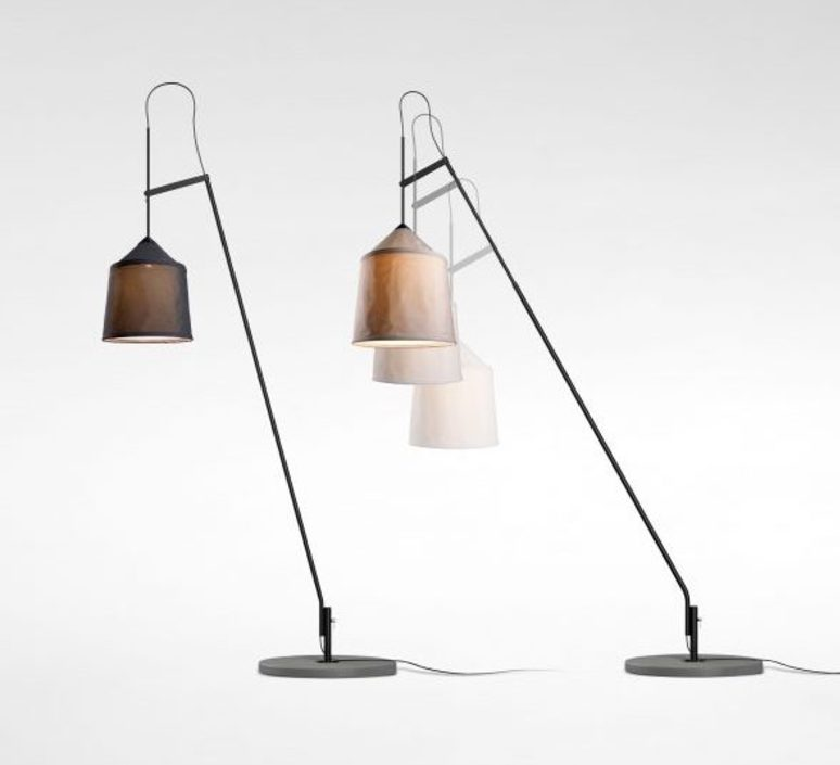 Jaima joan gaspard lampadaire floor light  marset a683 035 a683 037 a683 033  design signed 40476 product