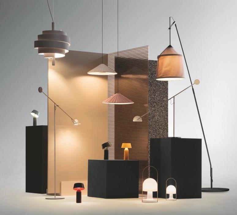 Jaima joan gaspard lampadaire floor light  marset a683 035 a683 037 a683 033  design signed 40477 product