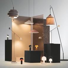 Jaima joan gaspard lampadaire floor light  marset a683 035 a683 037 a683 033  design signed 40477 thumb