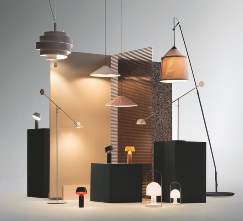 Jaima joan gaspard lampadaire floor light  marset a683 035 a683 041 a683 033  design signed 40479 product