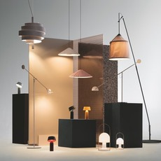 Jaima joan gaspard lampadaire floor light  marset a683 035 a683 041 a683 033  design signed 40479 thumb