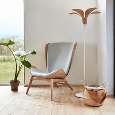 Jazz oak ingemar jonsson lampadaire floor light  umage 2216 4035  design signed nedgis 76642 thumb
