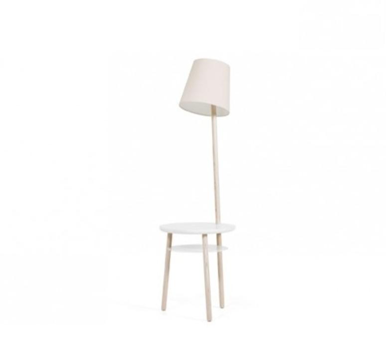 Josette pauline gilan et pierre francois dubois harto josette peinte lin luminaire lighting design signed 27767 product