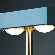Kernel robbie llewellyn adam yeats lampadaire floor light  bert frank kernel floor lamp blue  design signed 124775 thumb