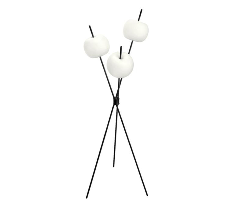 Kushi alberto saggia et valero sommela lampadaire floor light  kundalini k2281059n  design signed 38761 product