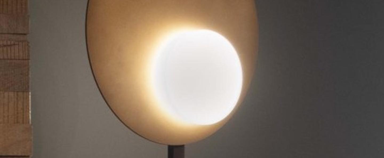 Lampadaire kwic bronze noir led 2700k 2151lm o32cm h201cm axo light normal