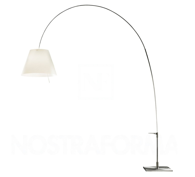 Lady costanza d13e d  lampadaire floor light  luceplan 1d13ged00020 1d13ge 01002  design signed 54835 product