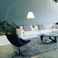Lady costanza d13e d  lampadaire floor light  luceplan 1d13ged00020 1d13ge 01002  design signed 54836 thumb