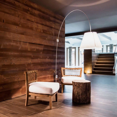 Lady costanza d13e d  lampadaire floor light  luceplan 1d13ged00020 1d13ge 01002  design signed 54959 thumb