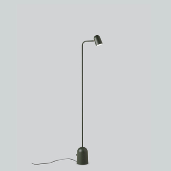 Lampadaire lampadaire buddy vert l12 2cm h130cm northern normal