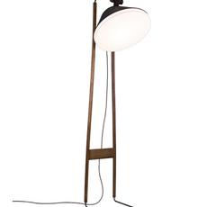 Lampadaire natacha kopec et gary berche lampadaire floor light  kngb kngb floor noyer massif  design signed nedgis 78172 thumb